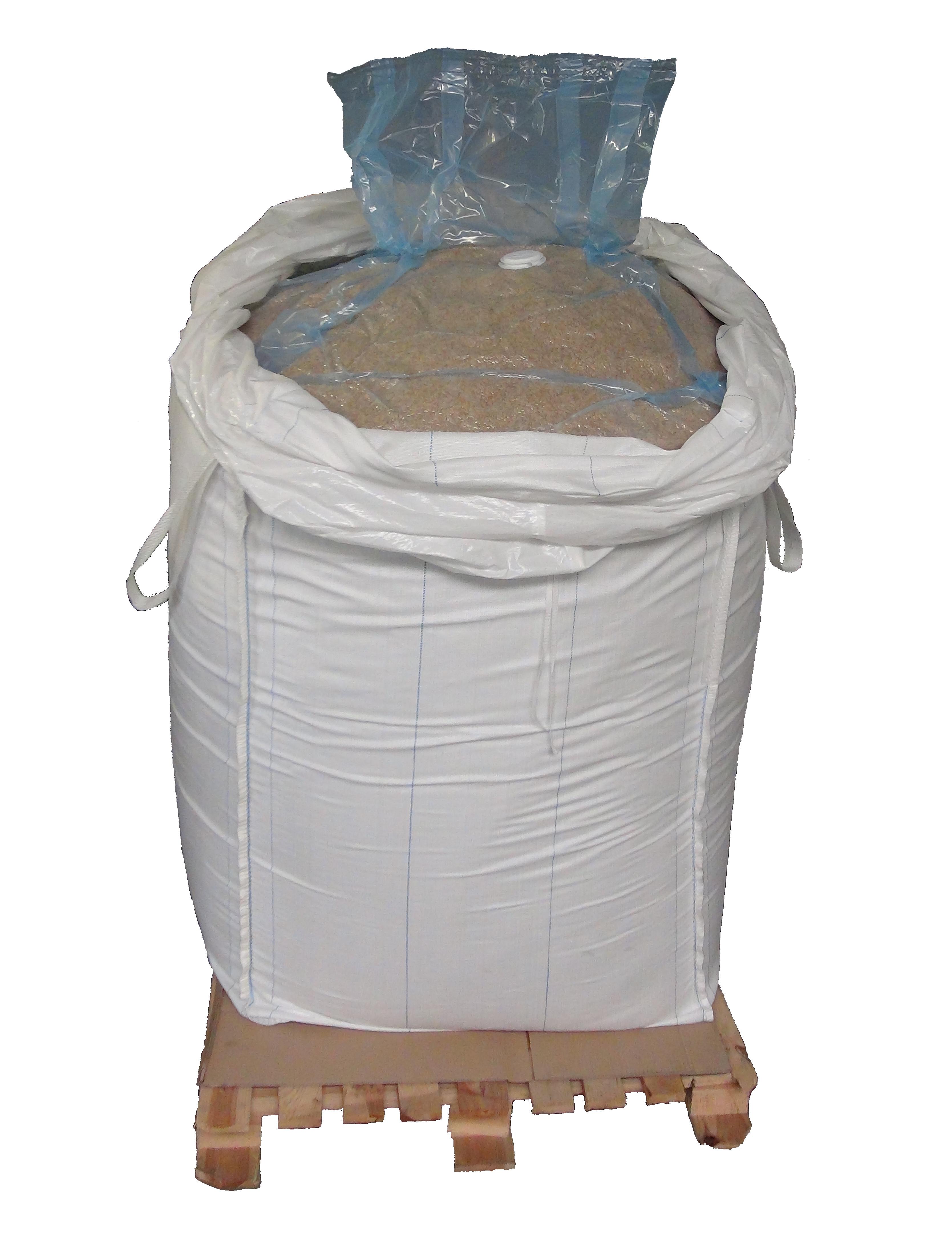 vQm Plastic barrier liner for FIBC