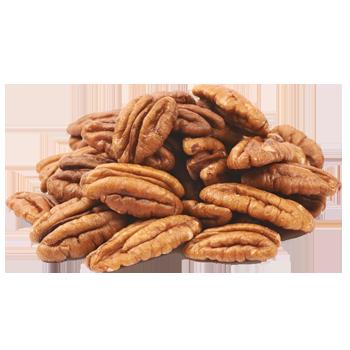 vQm Pecan nuts