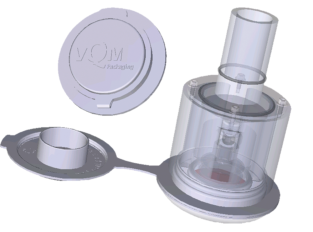 vQm The valve