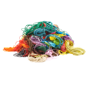 vQm Wool & thread